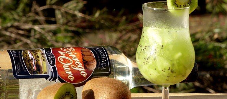 Caipifruta de Kiwi