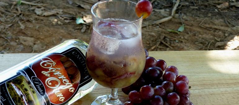 Caipifruta de Uva