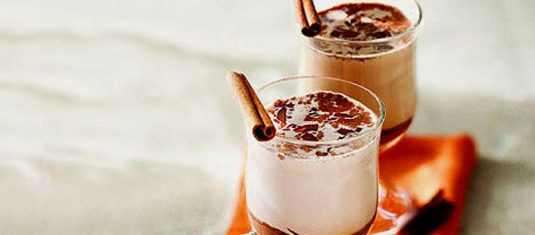 Digestivo: Cachaça com Café e chocolate com avelã