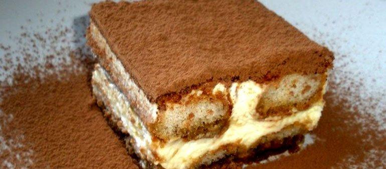 sobremesa: Tiramisu